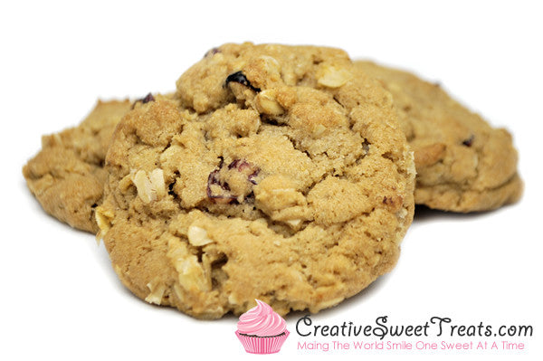Oatmeal Cranberry Cookies Delivered