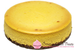 Pumpkin New York Cheesecake