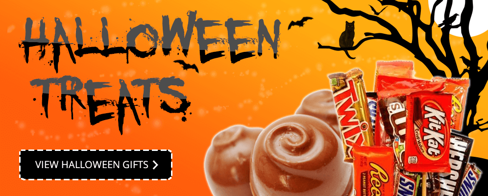 Halloween gifts and treats delivered nationwide
