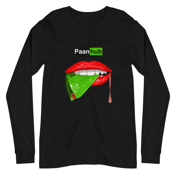 Paanhub Long Sleeve Tee