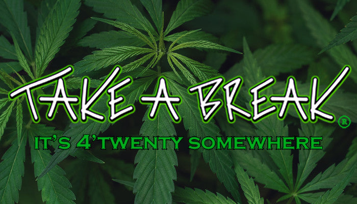TAKE A BREAK CLOTHING CO.