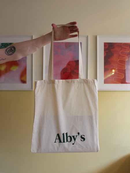 Alby's Tote Bag