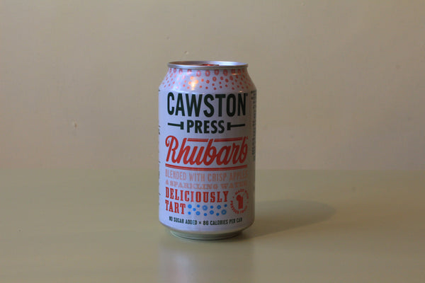 Cawston Press Rhubarb