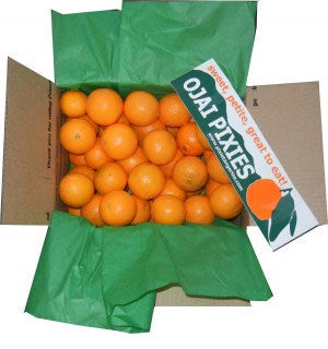 Ojai Pixie Tangerines (this product will ship in mid-March)