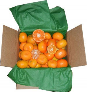 Tasty Ojai Tangerines: a mix of tangerine varieties!
