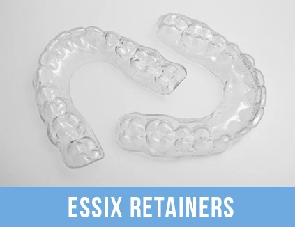 1 SET (UPPER + LOWER) CUSTOM PROFESSIONAL DENTAL ORTHODONTIC TEETH RETAINERS