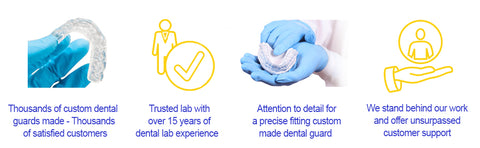 teeth grinding mouth guard benefits