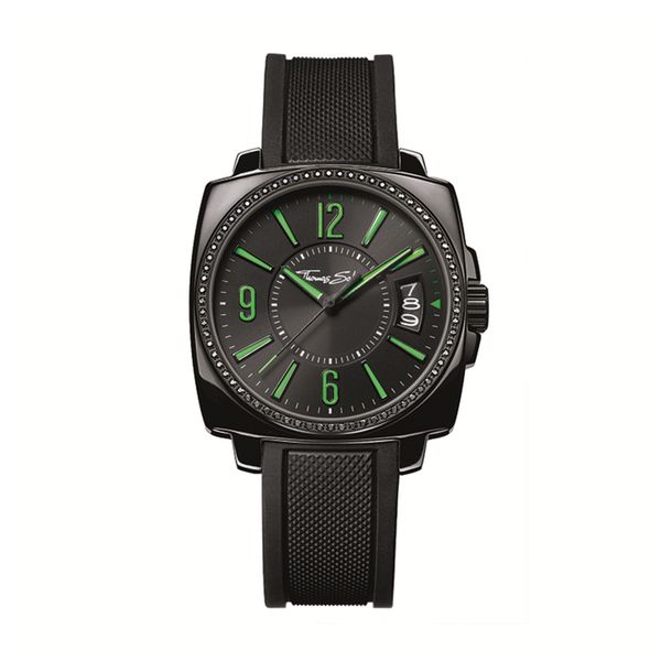 Herrenuhr Thomas Sabo WA0106-208-203 (40,50 mm)