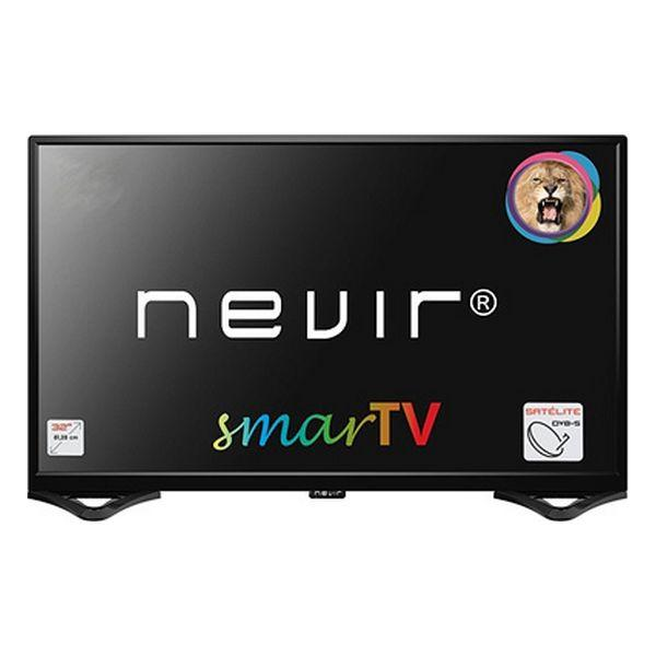 "Smart TV NEVIR NVR-8050 32"" HD LED LAN Schwarz"
