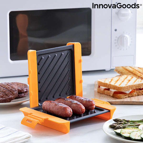 Mikrowellengrill Grillet InnovaGoods