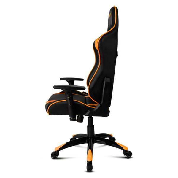 Gaming-Stuhl DRIFT DR300BO 90-160º Schaum Schwarz Orange