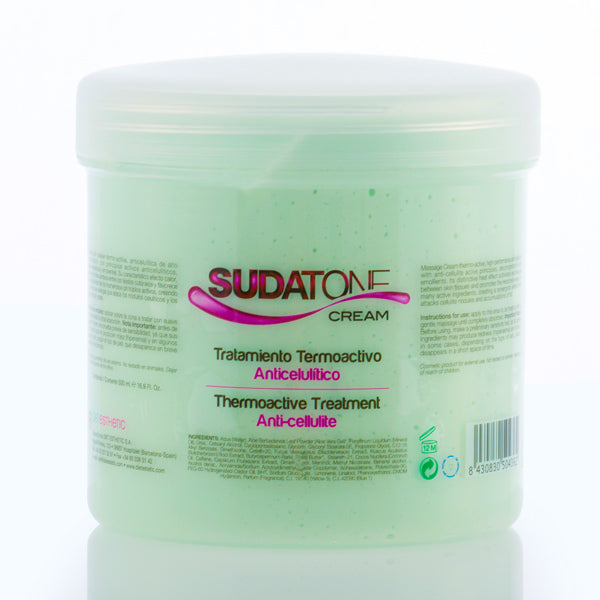 Sudatone Thermoaktive Anti Zellulite Creme 500 ml