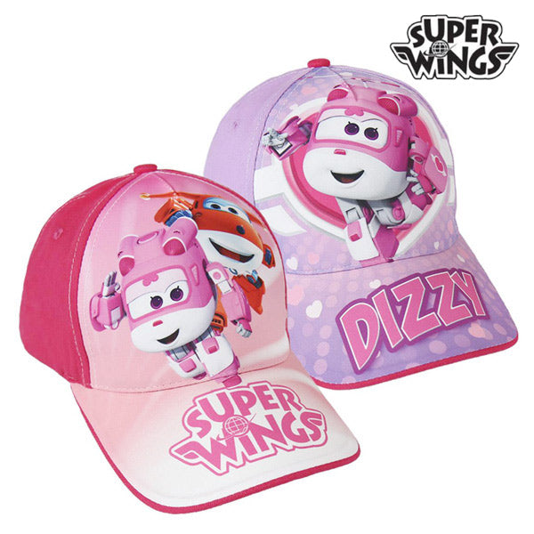 Fashion Super Wings Kappe für Kinder (53 cm)