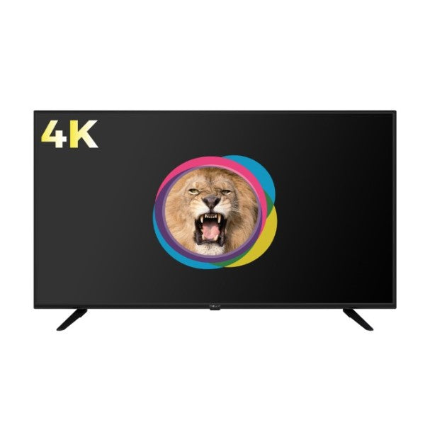 "Smart TV NEVIR NVR-8060-504K-2SMA-N 50"" 4K Ultra HD LED WiFi Schwarz"