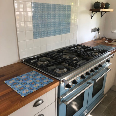UK kitchen and trivets