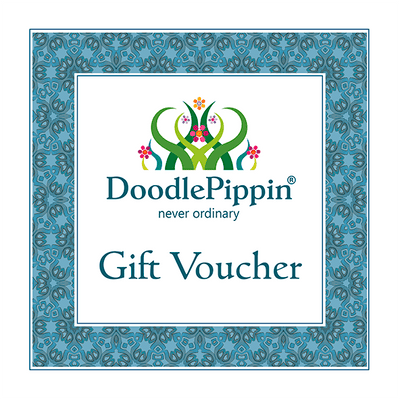 DoodlePippin Gift Voucher - Digital version - DoodlePippin