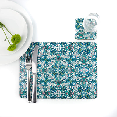 """Flourishing Garden"" tablemat"