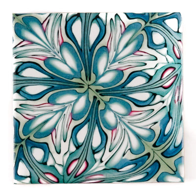 William Morris  Arts and Crafts tiles - DoodlePippin