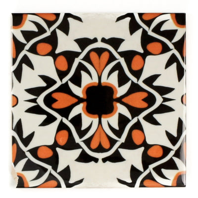 Mexican Style ceramic splashback tiles
