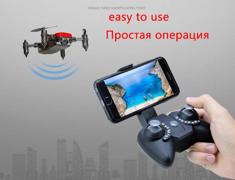 Drones With Wifi HD Camera Hd Wifi Quadcopter Toys - Phoenix Massager Store