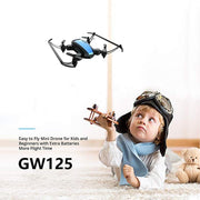 Mini Drone 6 Axis Gyro 2.4G 4CH Micro Drones RC Helicopter - Phoenix Massager Store