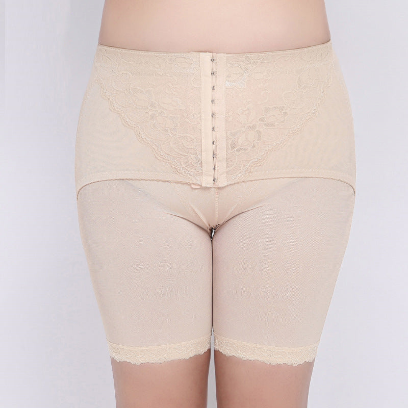 Women's Plus Size Lifting Hips Slimming Pants