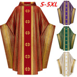 Medieval Robe Stage Performance COSPLAY Costume