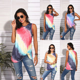 Women's Gradient Sleeveless Vest