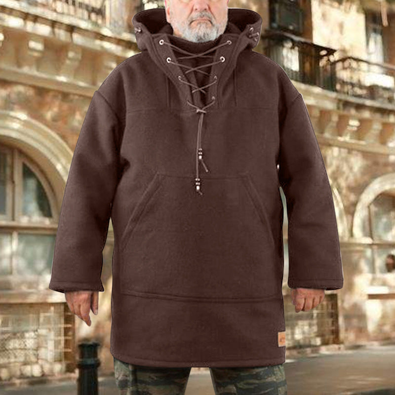 Men's Wool Heavy Coat