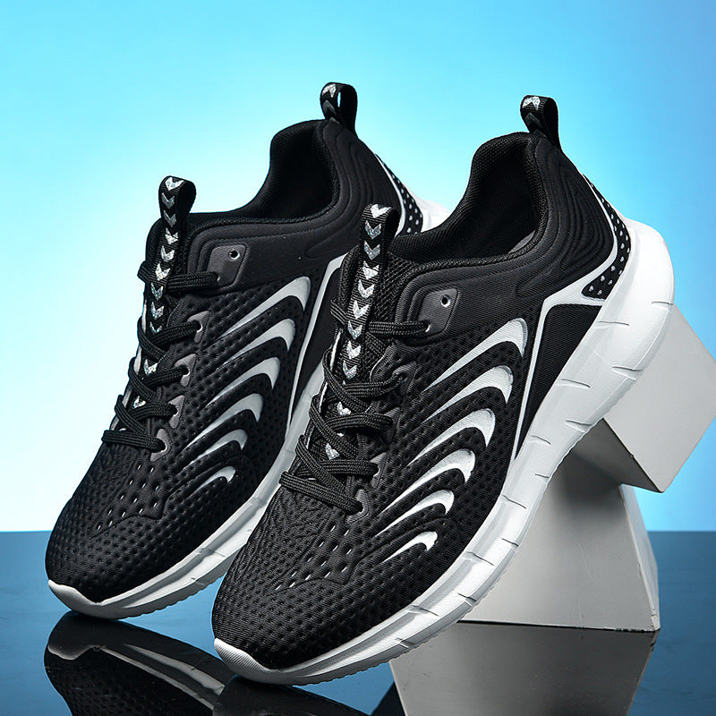 New Men's Breathable Sneakers