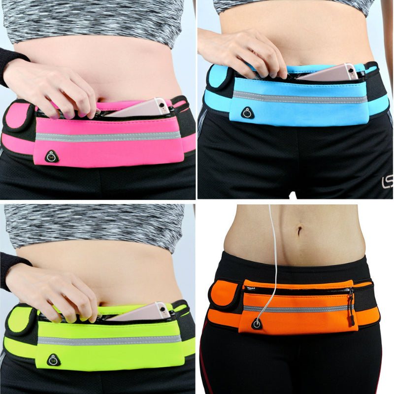 Outdoor Sports Belt Bag Mobile Phone Belt Bag