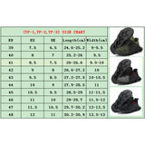 Mens Steel Toe Air Safety Boots Puncture-Proof Work Sneakers
