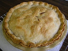 G-Daddy's Sugar Free Apple Pie - Local Delivery Only