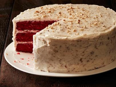 Mimi's Red Velvet Cake- Available for Local Delivery