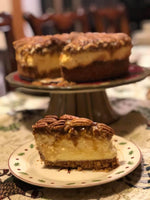G-Mama's Pecan Pie Cheesecake - Local Delivery Only