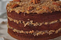 G-Mama's German Chocolate Cake-Local Delivery Only