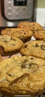 The Best Chocolate Chip Cookie EVER! (2 dozen) - Available for Local and Out of State Delivery.