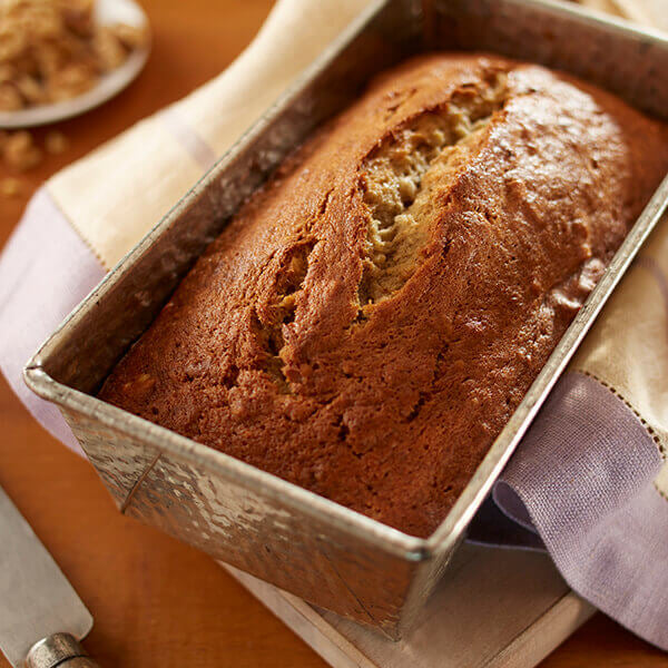 Mommy's Banana Nut Bread-1 Loaf - Available for Local and Out of State Delivery.