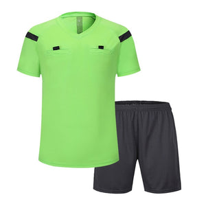 Professional Soccer Referee Uniform