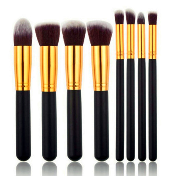 Professional Makeup Brushes Makeup Brush Set 8pcs Synthetic Hair / Artificial Fibre Brush Makeup Brushes for Makeup Brush Set
