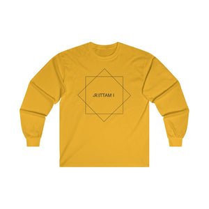 """I Matter"" Ultra Cotton Men's Long Sleeve Tee"