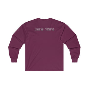 """Imagine the Possibilities"" Ultra Cotton Men's Long Sleeve Tee"
