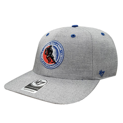 47 Brand Adjustbale Heather Grey HHOF Cap