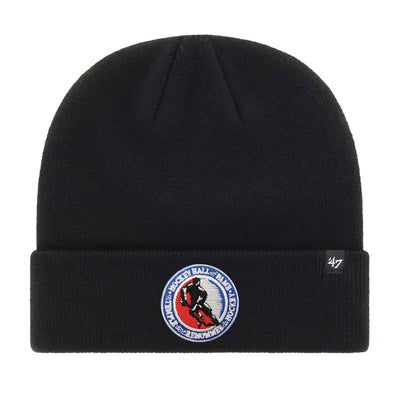 47 Brand Men's Black HHOF Toque