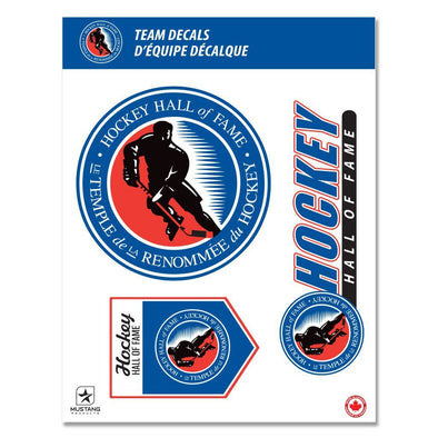 "8""x11"" HHOF Decal Set"