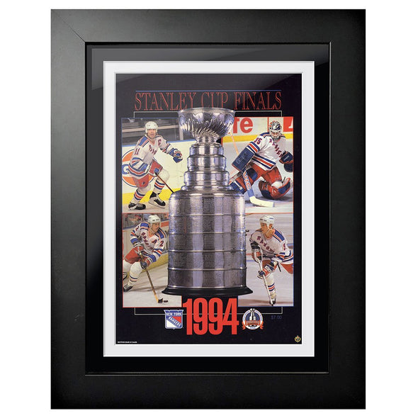 New York Rangers Program Cover - 1994 Stanley Cup Finals