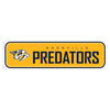 Nashville Predators - 90x23 Team Repositional Wall Decal - Long Design