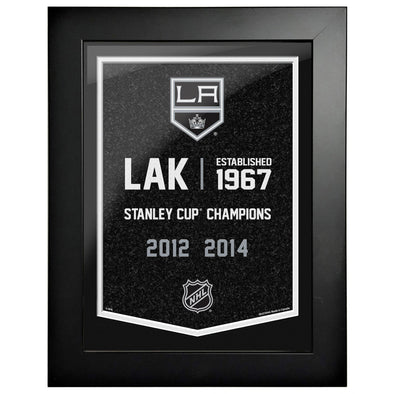 Los Angeles Kings 12 x 16 Empire Framed Sign