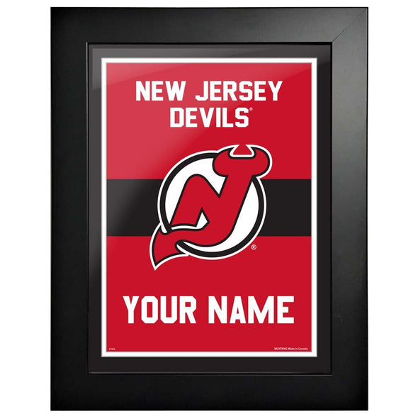 New Jersey Devils-12x16 Team Personalized Pic Frame