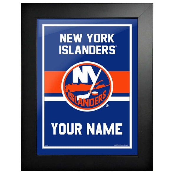 New York Islanders-12x16 Team Personalized Pic Frame
